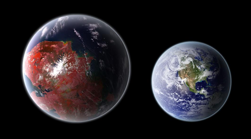 Exoplanet kepler- 186f