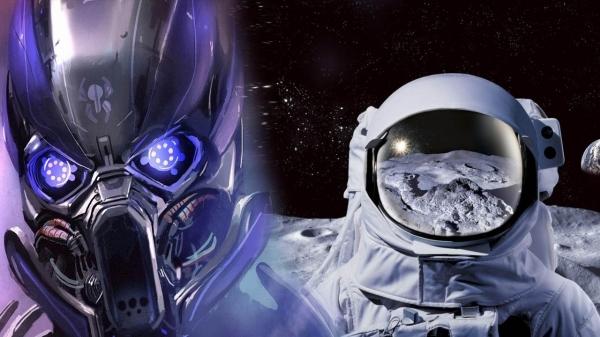 Люди из космоса