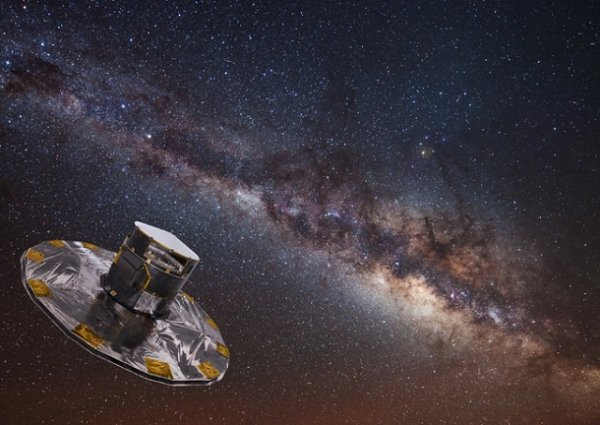 Спутник Gaia