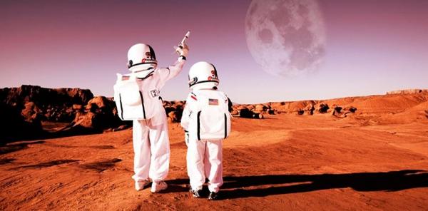 Добыча топлива на Марсе