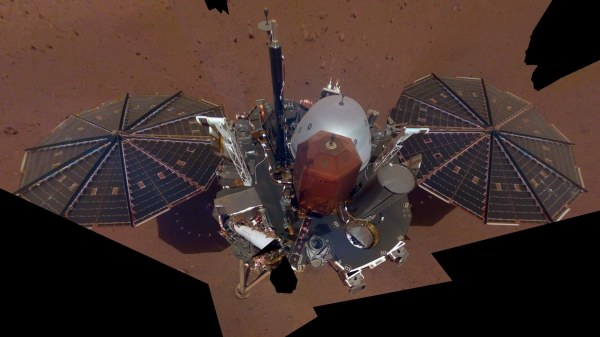 © NASA, InSight