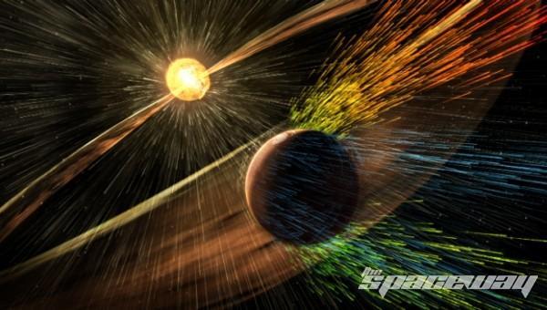 Причины гибели атмосферы Марса