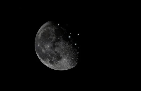 Проект NELIOTA: что за вспышки на Луне?