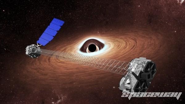NuSTAR позволит понять природу черных дыр
