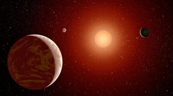 Астрономы детально изучают TRAPPIST-1h
