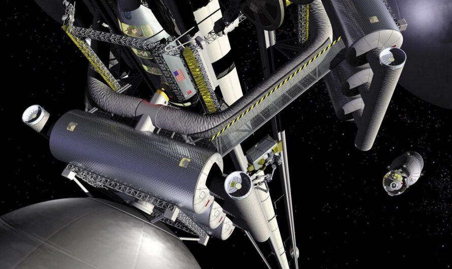Астрофизики предлагают проложить «космическую линию» от Луны до Земли