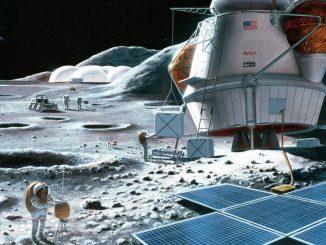 """NASA """"Артемида"""""""