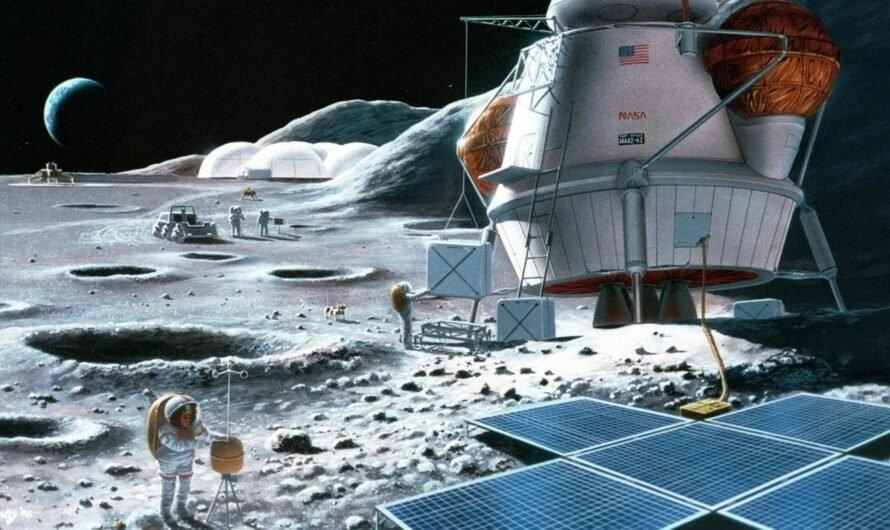 Американские компании объединились для создания лунного корабля в рамках программы «Артемида»