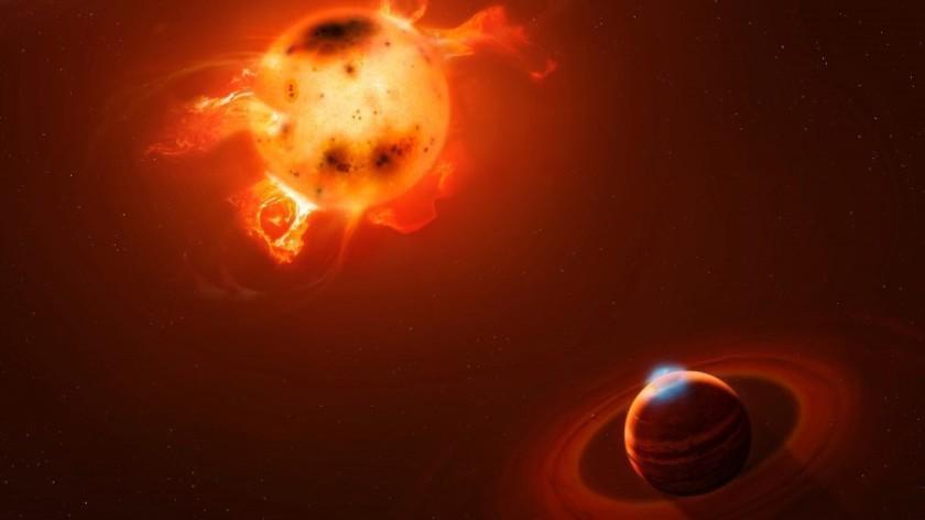 Звезда V830 Тельца бросает вызов современным космологическим моделям