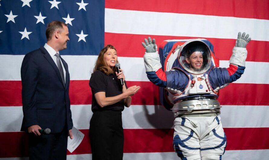 NASA представило новейшие скафандры для лунной программы «Артемида»
