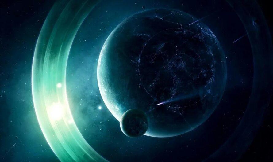На орбитах черных дыр могут формироваться жизнепригодные планеты
