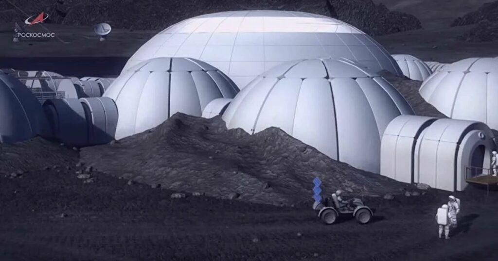 """Лунная обсерватория """"Роскосмоса"""""""