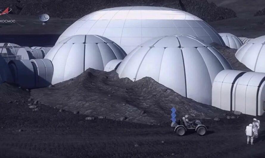 Россия планирует построить на Луне обсерваторию
