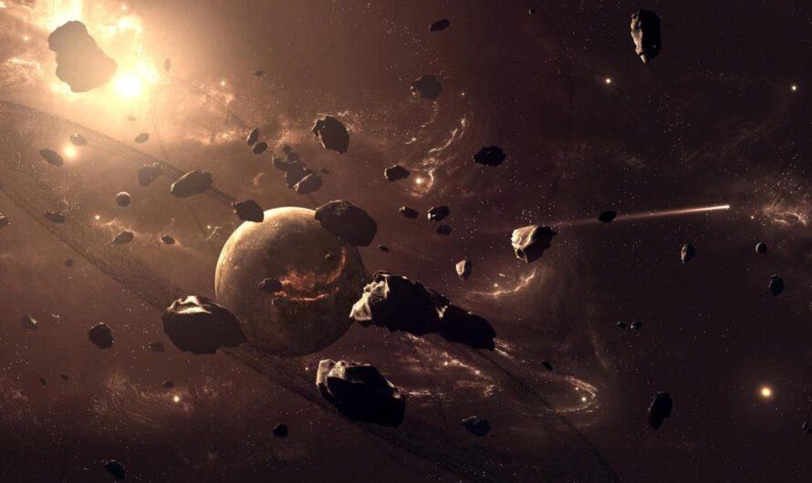 Около 1000 астероидов представляют глобальную опасность для Земли