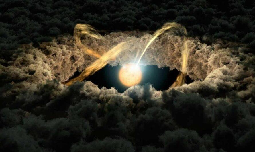 Странные мигающие огни в дальнем космосе могут являться технологией пришельцев