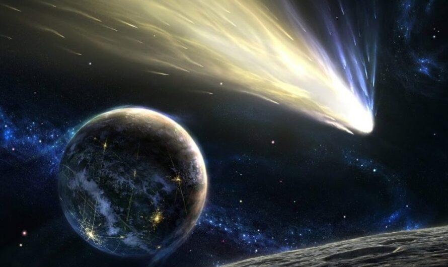 Жизнь могла прибыть на Землю из другой звездной системы