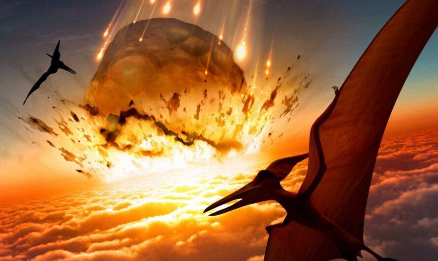 Динозавры практически вымерли еще до падения гигантского астероида