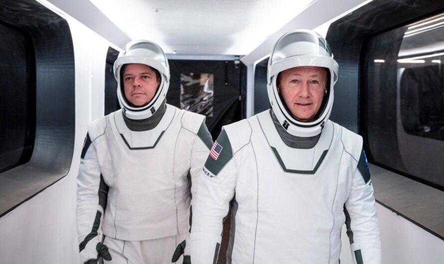 Первый пилотируемый полет SpaceX  запланирован на апрель