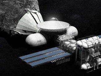 Добыча полезных ископаемых на астероидах
