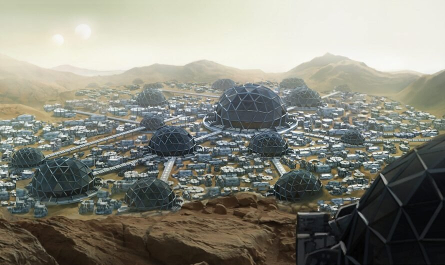 Илон Маск: «Чтобы построить город на Марсе нужно 10 триллионов долларов»