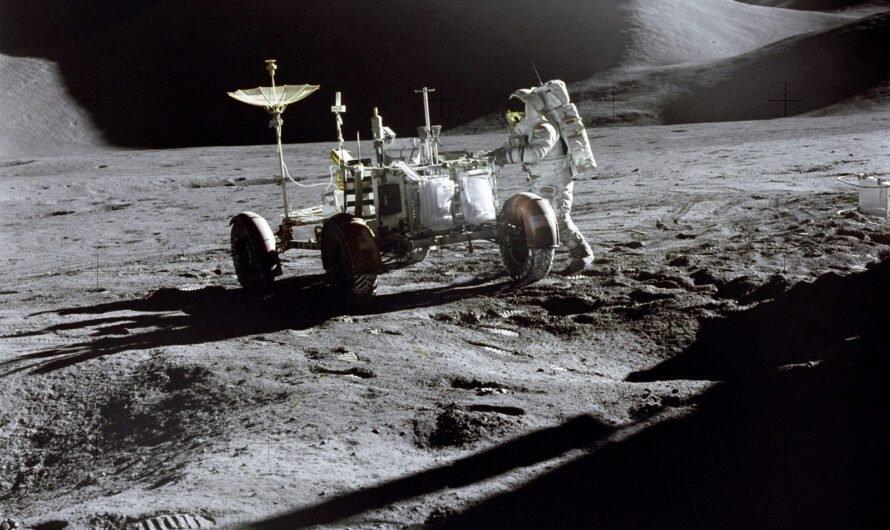 Ученые NASA разгадали тайну «органики», обнаруженной в образцах лунного грунта