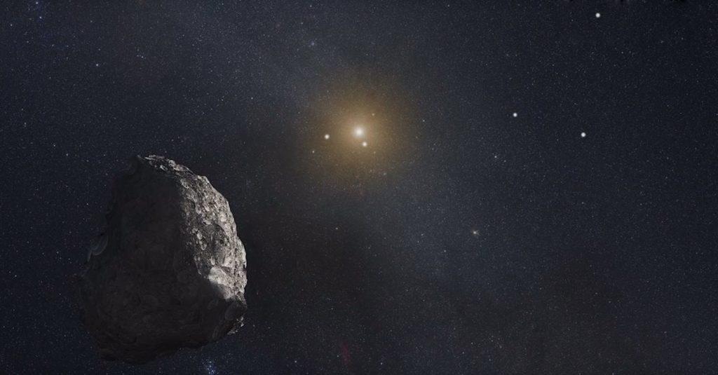 Самый далекий объект Солнечной системы на конец