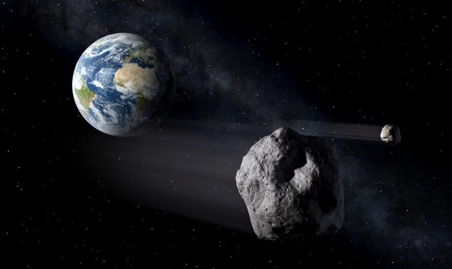 К Земле приближается астероид, похожий на Апофис