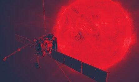 Космический аппарат ESA/NASA Solar Orbiter отправился к Солнцу