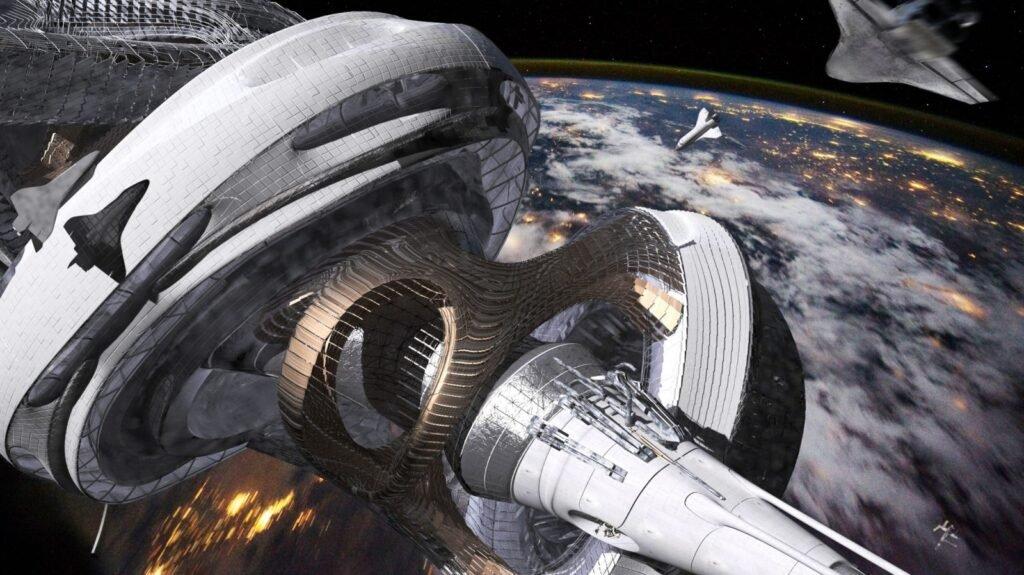 Короткий и беспрепятственный путь в космическую эру
