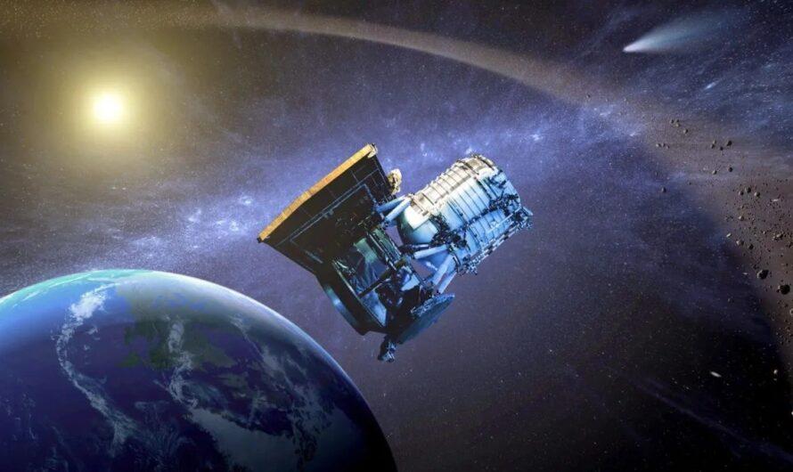 Для чего был запущен телескоп NASA WISE?