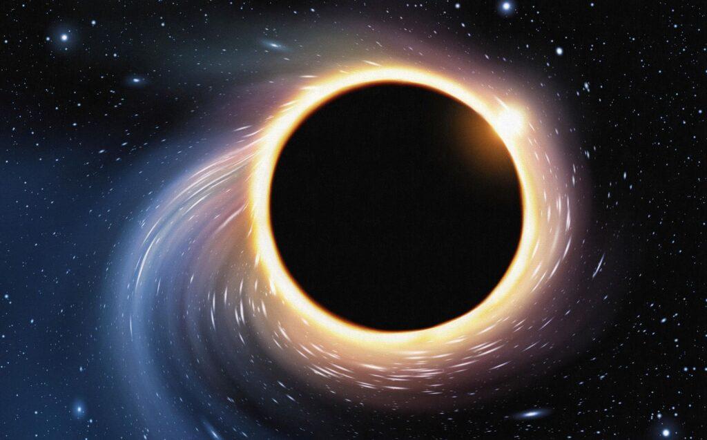 Зародыш черной дыры