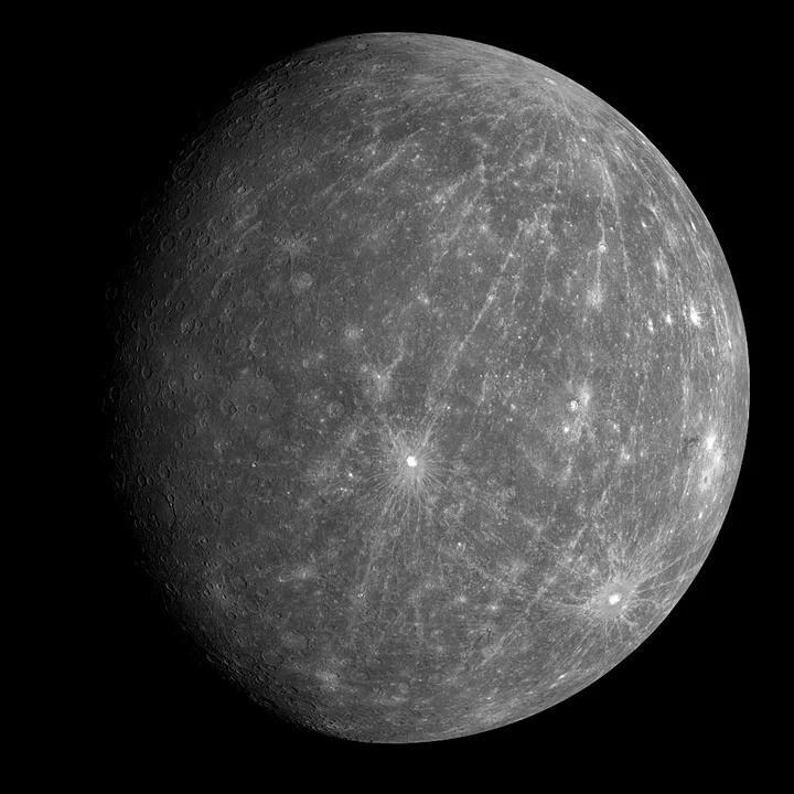 Новое исследование: Меркурий может быть обитаемым