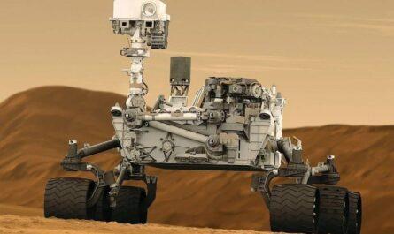 На Марсе найдены органические молекулы, которые могут указывать на обитаемость планеты в прошлом.