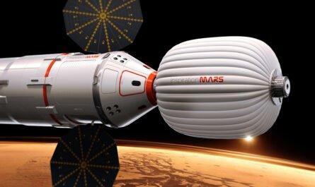 NASA готовится к полету на Марс
