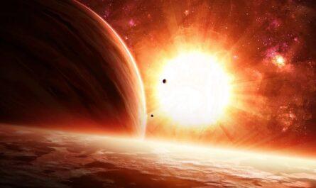 Пролетающая звезда может вырвать Землю из Солнечной системы