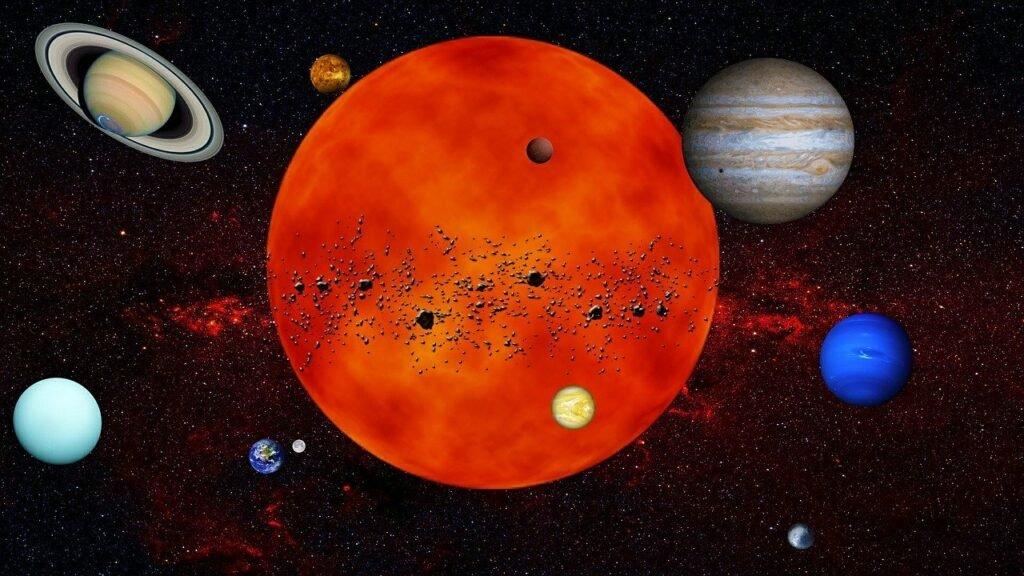 Астрономы открыли еще 139 малых планет в Солнечной системе