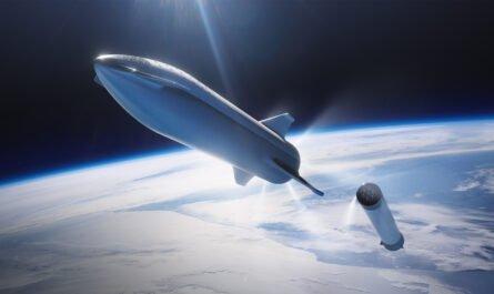 SpaceX ускоряет производство корабля дляполетов наЛуну иМарс