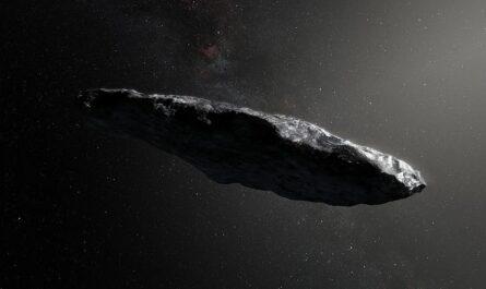 Ученые предложили отправить скоростной зонд к межзвездному объекту Оумуамуа