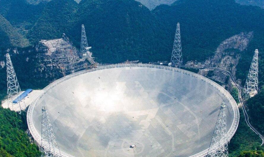Астрономы: Китай — мировой лидер в поисках внеземной разумной жизни