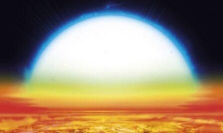Астрономы открыли очень необычную газовую экзопланету