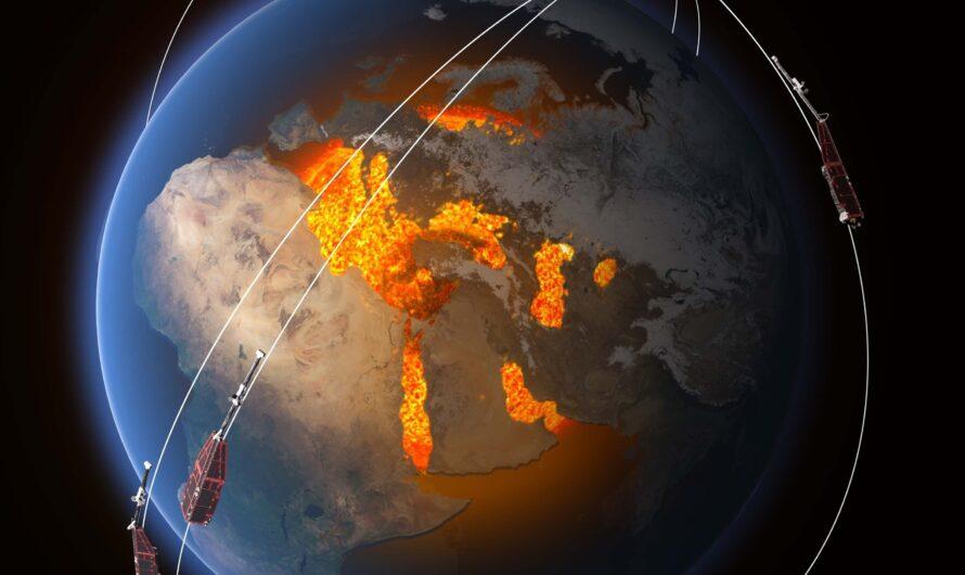 Магнитное поле Земли продолжает ослабевать из-за какой-то аномалии