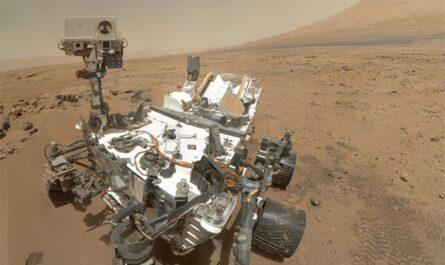 """Марсианскому роверу Curiosity временно """"заменили мозги"""""""