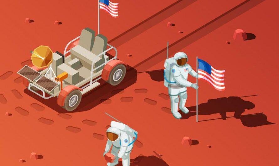 NASA готовится к пилотируемому полету на Марс