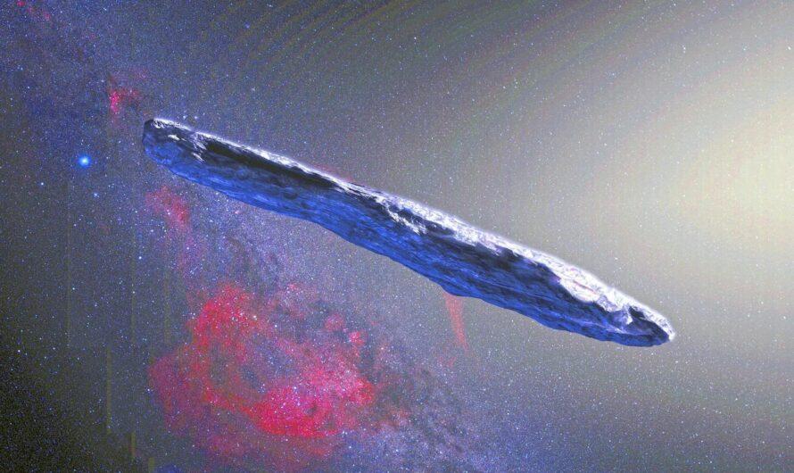 NASA профинансировало ученых, которые отправят наноспутники к Оумуамуа