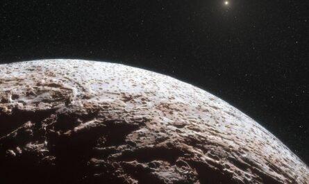 Нику - загадочный транснептуновый объект, который открыли дважды