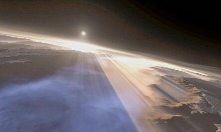 Пилотируемому полету на Марс угрожает Солнце