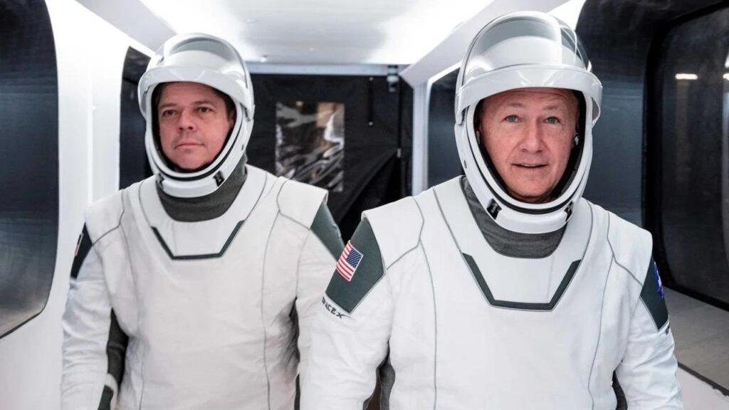 Состоялся исторический запуск SpaceX Crew Dragon с астронавтами NASA к МКС