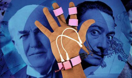 Создано устройство-перчатка для взлома сновидений