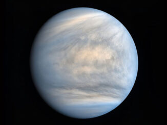 "Аппарат JAXA ""Акацуки"" продолжает активно изучать Венеру"