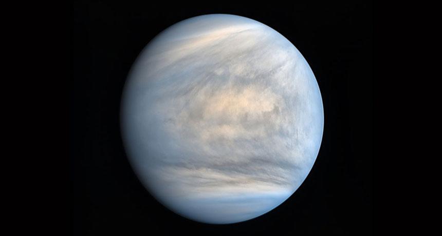 Аппарат JAXA «Акацуки» продолжает активно изучать Венеру